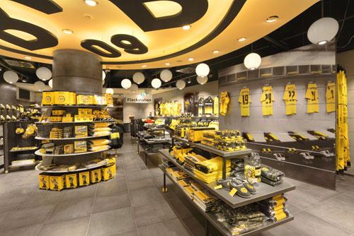 Bvb Shop Dortmund